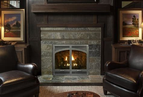 Traditional Gas Fireplaces by Avalon Winthrop 864 Trv Greensmart Gas Fireplace