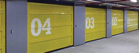 sezionali per garage kopron portoni sezionali per garage collettivi