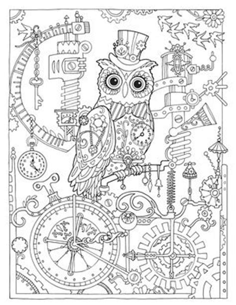 creative book and owl on