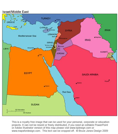 middle east map colored coloring map of israel 171 free coloring pages