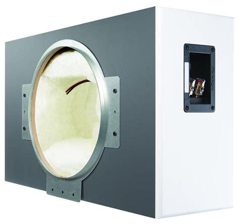 in ceiling speaker box paradigm bx 10r in ceiling in wall speaker backbox each