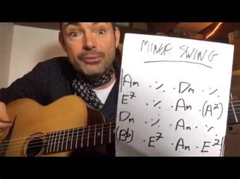 minor swing guitar lesson django minor swing doovi