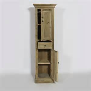 colonne vieux bois naturel recycl 233 180 cm made in meubles