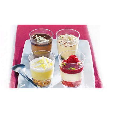 Cup Puding Mini mini dessert cups glasses soft stuff distributors