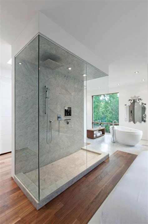 Ultra Modern Bathroom Ideas 20 Modern Bathrooms With Glass Showers