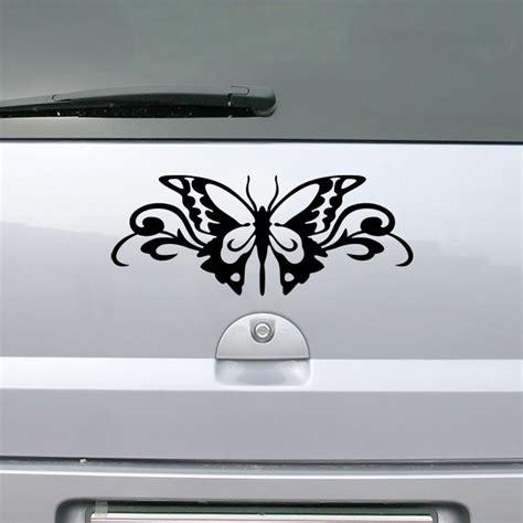 Sticker Tribal Pour Voiture stickers et autocollants voiture sticker papillon