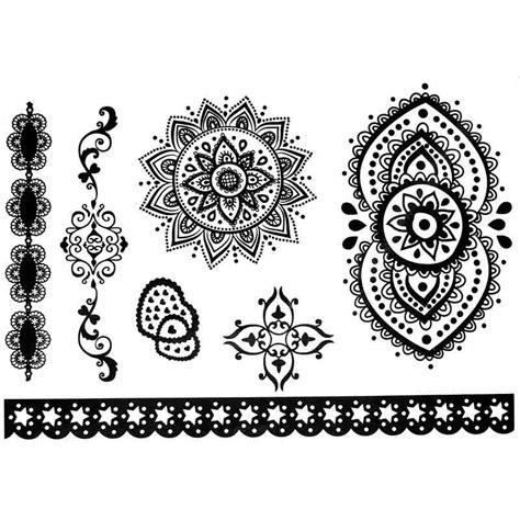 Tattoo Mandala Dentelle | dentelle de tatouages 233 ph 233 m 232 res ou temporaires
