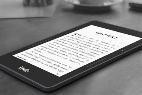 libros electronicos libro electronico ebook kindle share the kindle voyage pdf review video the ebook reader blog