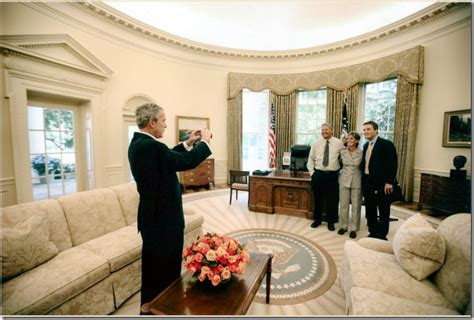 gold drapes oval office cote de texas the oval office before after
