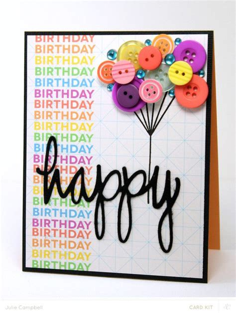 Creative Ideas For Handmade Birthday Cards - card invitation design ideas birthday cards
