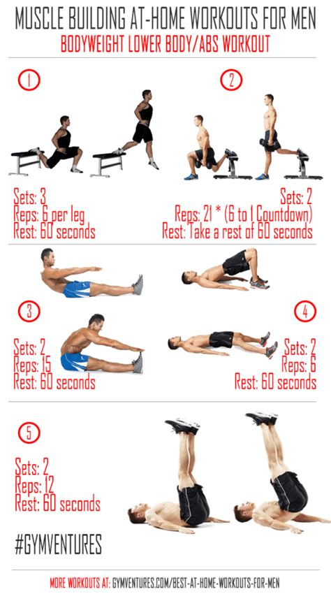 leg workouts for guys at home most popular workout programs