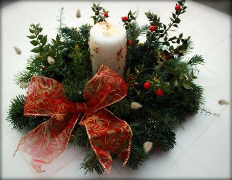 tavoli natalizi addobbi natalizi tavola