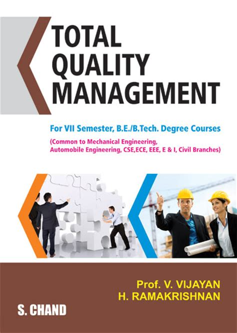 quality picture books total quality management by prof v vijayan