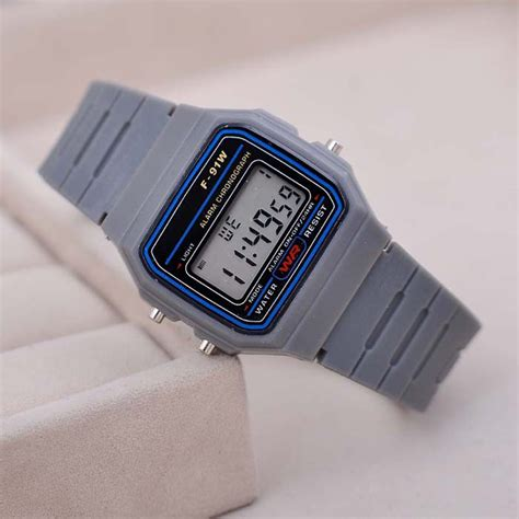 new silicone rubber retro vintage digital boys