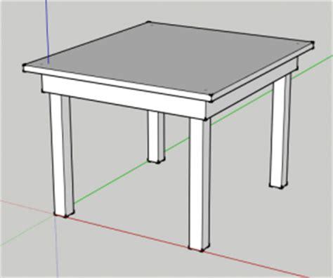 sketchup layout table sketchup groups and components the basics the sketchup