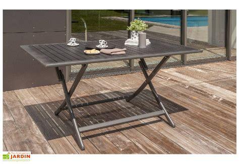 table pliante aluminium beautiful table de jardin metal pliante pictures amazing house design ucocr us