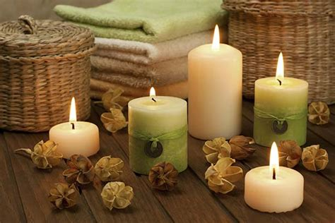 candele in casa candele fai da te occorrente tutorial idee e consigli