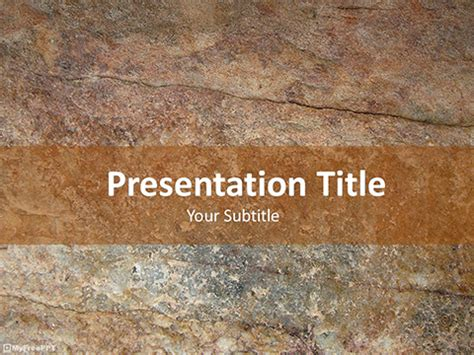 Powerpoint templates free geology gallery powerpoint template and collection of powerpoint templates free geology free sandstone free boulder powerpoint templates myfreeppt com toneelgroepblik gallery toneelgroepblik Image collections