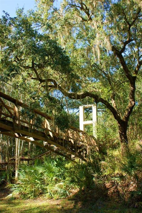 State Gardens by Ravine Gardens State Park