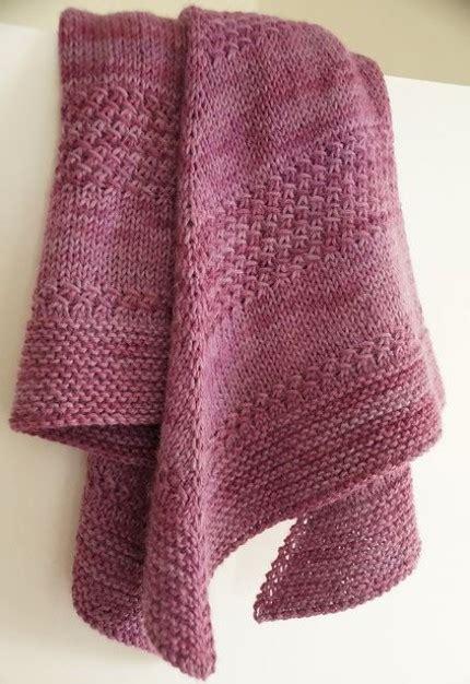 tutorial pashmina wool textured knit free shawl pattern in pdf diy