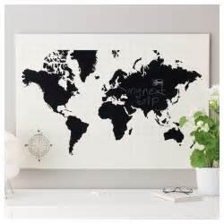 ikea tableau decoration m 214 lltorp blackboard planner plan your world 95x67 cm ikea