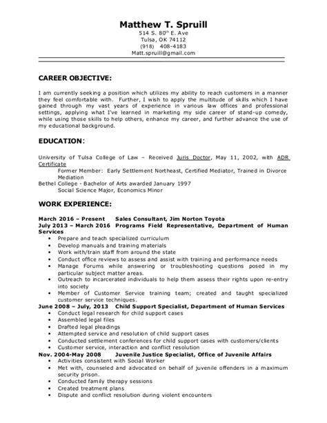 tulsa resume services