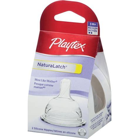 Murah Playtex Baby Naturalatch 0 3m playtex drop ins naturalatch medium 3m