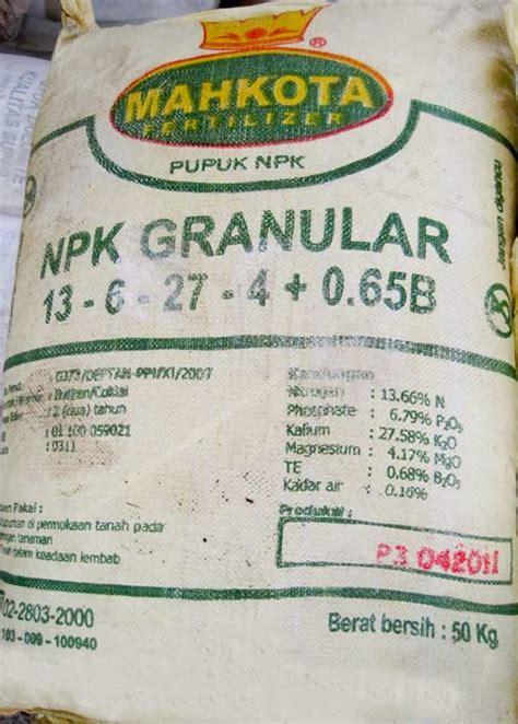 Pupuk Growmore Import 20 20 20 Repack npk granular paling sip pupuk nya dibandingkan pupuk pupuk sawit dan dolomite