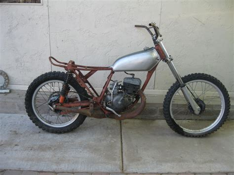 honda cr 125 1974 honda cr 125 elsinore project ams racing