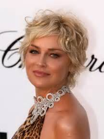 frizzy hairstyles for 50 short curly hair styles for women over 50
