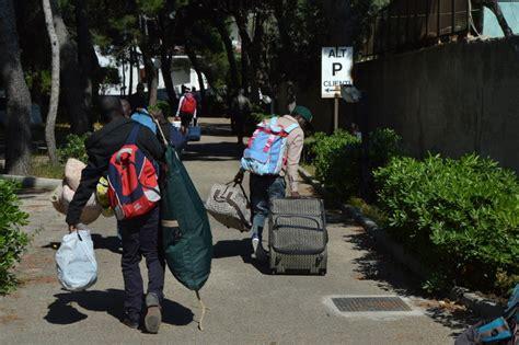 questura di bari ufficio immigrazione bari i migranti traslocano dalla tendopoli a villa ata
