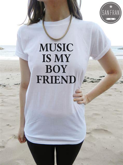 T Shirt Boy Swagg is my boyfriend t shirt top white black grey fashion swag ebay