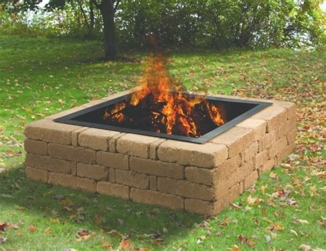 Propane Fire Pit Kit Innovative Propane Fire Pit Kit Menards Firepit