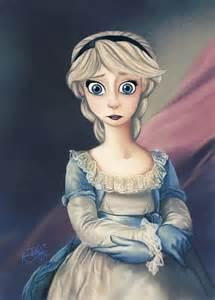 princess elsa tottiewoodstock deviantart