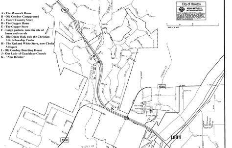 helotes texas map helotes small town research project