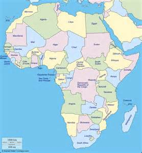 yourchildlearns africa map htm blank map of africa to color