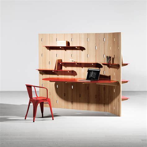 designboom furniture gilles belley fuses living spaces into furniture pieces