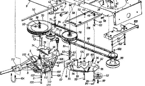 yard machine mower parts diagram mtd yard machines parts diagram wiring diagram with