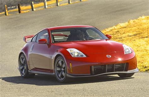 nissan nismo 2007 2007 nissan nismo 350z pricing announced news top speed
