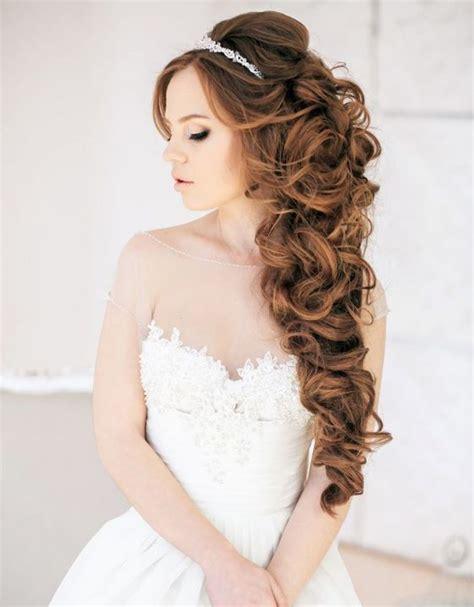 fotos de vestidos de novia y peinados hermosos peinados de novia ideales para la ocasi 243 n especial