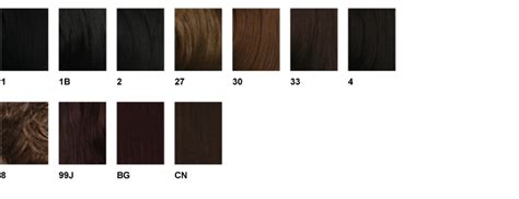 basic solid color chart she hair weave color chart hairsstyles co