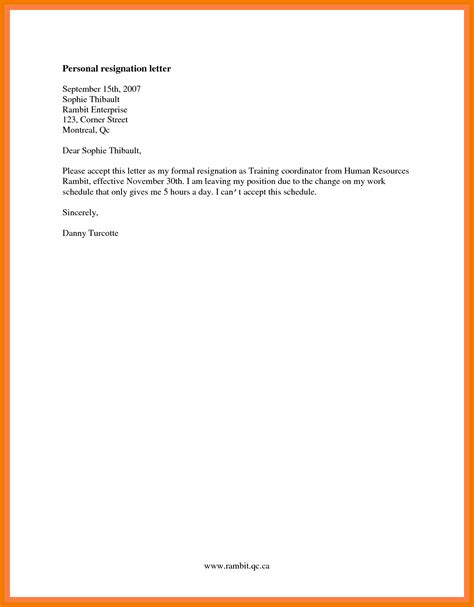 resignation letter template the balance autos post