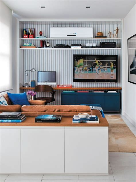 Home Office With Tv | home office tv for the home pinterest