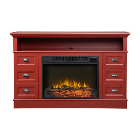 Home Depot Electric Fireplace Tv Stand by Flamelux Bremen Media Electric Fireplace Console The Home Depot Canada