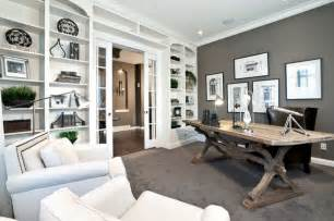 Modern Home Office by Delmar Lotto Home Previous Showhome By Shane Homes