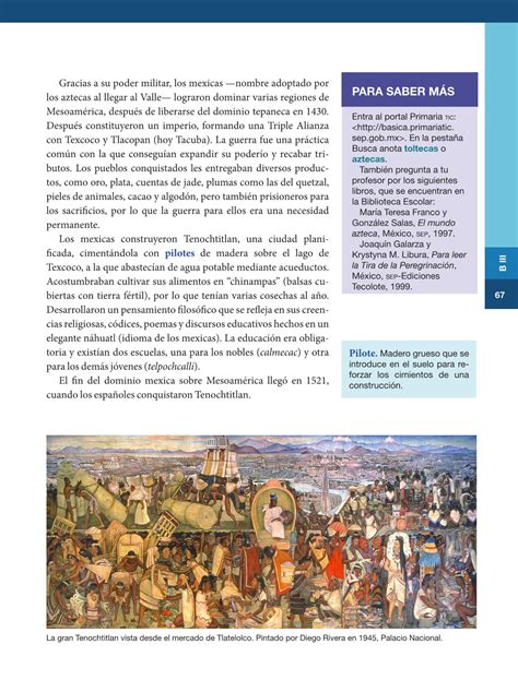 libro de sexto grado de primaria 2016 2017 historia historia sexto grado 2016 2017 online p 225 gina 36 de 136