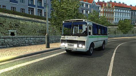 euro truck simulator 2 bus mod download free full version paz 32054 bus mod ets2 1 27 x euro truck simulator 2 mod