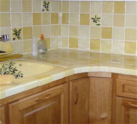 carrelage pour cr馘ence de cuisine d 233 coration de la maison carrelage jaune pour cuisine