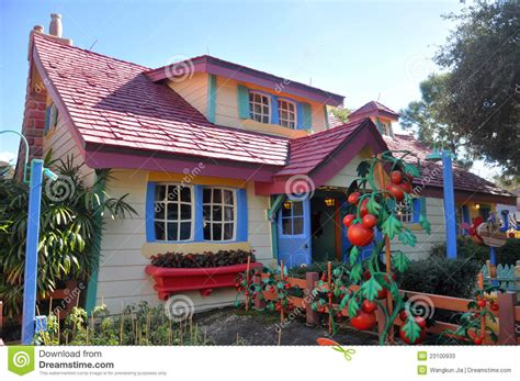 buy a house in disney world mickey s country house disney world orlando editorial