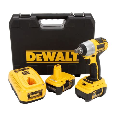 dewalt xrp impact wrench home depot 10 benefits of